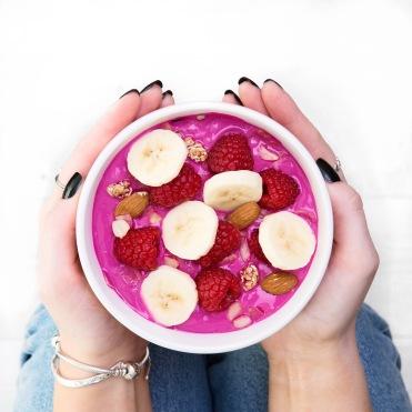 Pink Smoothie Bowl