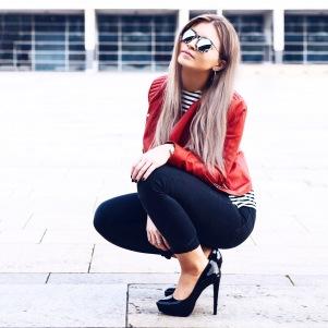 ASOS - Jacket/sunglasses